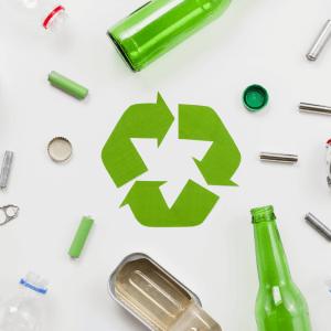 回收與消耗性垃圾減量